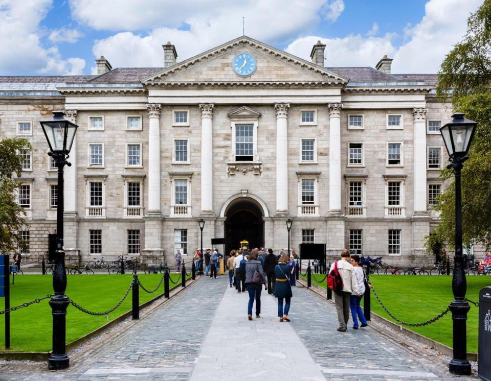 Trinity College Dublin | CEEH